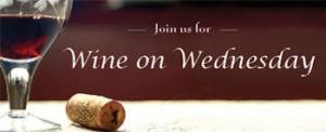 Wine on Wedneday