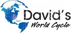 David's World Cycle Logo